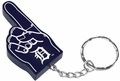 Detroit Tigers #1 Foam Finger Keychain