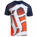 Detroit Tigers Big Logo Tee by Forever Collectibles