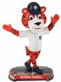 Paws (Detroit Tigers) Mascot 2017 MLB Headline Bobble Head by Forever Collectibles