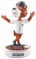 Detroit Tigers Mascot 2018 MLB Baller Series Bobblehead by Forever Collectibles