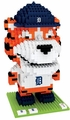 Detroit Tigers MLB 3D Mascot BRXLZ Puzzle By Forever Collectibles