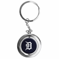 Detroit Tigers MLB Spinner Keychain