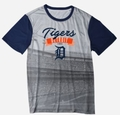 Detroit Tigers Outfield Photo Tee by Forever Collectibles