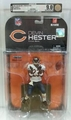 Devin Hester (Chicago Bears) NFL Series 18 McFarlane AFA Graded 9.0