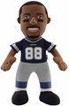 "Dez Bryant (Dallas Cowboys) 10"" Player Plush Bleacher Creatures"