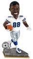 Dez Bryant (Dallas Cowboys) 2015 Springy Logo Action Bobble Head Forever Collectibles