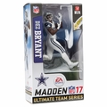 Dez Bryant (Dallas Cowboys - Color Rush) EA Sports Madden NFL 17 Ultimate Team Series 3 McFarlane CHASE