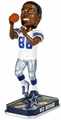Dez Bryant (Dallas Cowboys) Forever Collectibles 2014 NFL Springy Logo Base Bobblehead