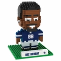Dez Bryant (Dallas Cowboys) NFL 3D Player BRXLZ Puzzle By Forever Collectibles