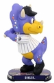 Dinger (Colorado Rockies) Mascot 2017 MLB Headline Bobble Head by Forever Collectibles