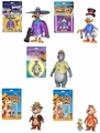 Disney Afternoon Collection Complete Set (5) TV Series Action Figures
