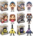 Disney's Gravity Falls Complete Set (6) w/ CHASES Funko Pop!