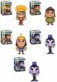 Disney's The Emperor's New Groove Complete Set w/ CHASE (5) Funko Pop!