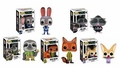 Disney's Zootopia Funko Pop! Complete Set (5)