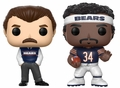 Ditka/Payton (Chicago Bears) NFL Funko Pop! Legends Combo