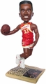 Dominique Wilkins (Atlanta Hawks) Slam Dunk Champion NBA Legends Newspaper Base Bobble Head