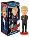 Donald Trump 2016 Presidential Candidate Bobblehead by Royal Bobbles