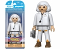 Dr. Emmett Brown (Back to the Future) Funko Playmobil