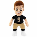"Drew Brees (New Orleans Saints) 10"" Player Plush Bleacher Creatures"