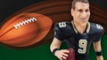 Drew Brees (New Orleans Saints) NFL smALL PROs Series 2 McFarlane