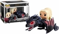 Drogon And Daenerys (Game Of Thrones) Funko Pop! Rides!