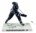 "Dustin Byfuglien (Winnipeg Jets) 2016-17 NHL 6"" Figure Imports Dragon Wave 1"