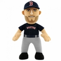 "Dustin Pedroia (Boston Red Sox) 10"" MLB Player Plush Bleacher Creatures"