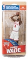 Dwyane Wade (Chicago Bulls) NBA 30 McFarlane Collector Level GOLD CHASE #/500