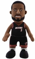 "Dwyane Wade (Miami Heat) (Black) 10"" Player Plush NBA Bleacher Creatures"