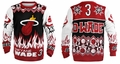 Dwyane Wade (Miami Heat) NBA Ugly Player Sweater