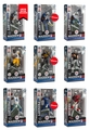 EA Sports Madden NFL 18 Ultimate Team Series 2 Set of 9 (Includes 3 Chases AND Exclusive Figure) McFarlane