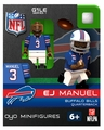 EJ Manuel (Buffalo Bills) NFL OYO Sportstoys Minifigures