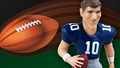 Eli Manning (New York Giants) NFL smALL PROs Series 2 McFarlane