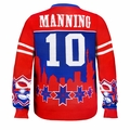 Eli Manning (New York Giants) NFL Ugly Player Sweater