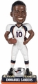 Emmanuel Sanders (Denver Broncos) Super Bowl 50 Champions NFL Bobble Head Forever Collectibles