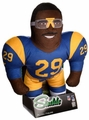 "Eric Dickerson (Los Angeles Rams) 24"" NFL Plush Studds by Forever Collectibles"
