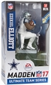 Ezekiel Elliott (Dallas Cowboys - Color Rush) EA Sports Madden NFL 17 Ultimate Team Series 2 McFarlane CHASE