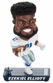 Ezekiel Elliott (Dallas Cowboys) 2017 NFL Caricature Bobble Head by Forever Collectibles