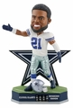 Ezekiel Elliott (Dallas Cowboys) 2017 NFL Rushing Yards Tracker Bobblehead by FOCO