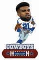 Ezekiel Elliott (Dallas Cowboys) 2018 Baller Series Bobblehead by Forever Collectibles