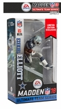 Ezekiel Elliott (Dallas Cowboys) Limited Edition Exclusive EA Sports Madden NFL 18 Ultimate Team Series 2 McFarlane