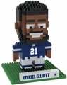 Ezekiel Elliott (Dallas Cowboys) NFL 3D Player BRXLZ Puzzle By Forever Collectibles