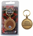 Fenway Park (Boston Red Sox) Infield Dirt Coin Keychain