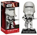 First Order Flametrooper (Star Wars: Episode VII The Force Awakens) Funko Wacky Wobbler