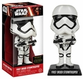 First Order Stormtrooper (Star Wars: Episode VII The Force Awakens) Funko Wacky Wobbler