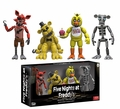 "Five Nights at Freddy's 2"" Vinyl Figure Set 1 by Funko"