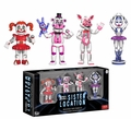 "Five Nights at Freddy's and Sister Location 2"" Vinyl Figure Sets"