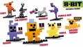Five Nights at Freddy's 8-Bit Buildable Figure Series 1