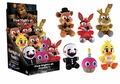 "Five Nights at Freddy's Funko 6"" Plush Wave 2"
