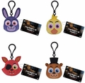 Five Nights at Freddy's Funko Plush Keychains